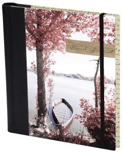 Travel Journal - Pink Blossom