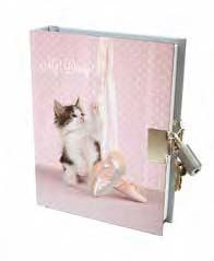 Lock-Up Diary - Ballet Kitten