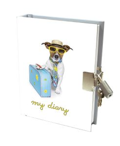 Lock-Up Diary-Travel Dog
