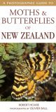 A Photographic Guide to Moths and Butterflies of New Zealand