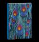 Journal Flexi - Blue Peacock