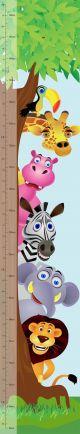 Height Chart - Animals