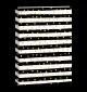 Journal Flexi -  Gold Dots