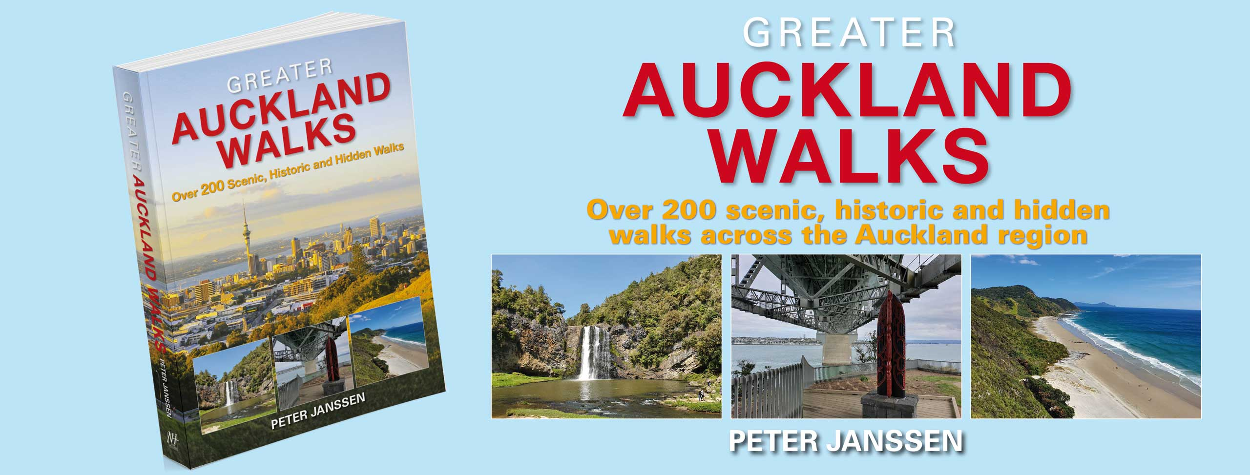 Greater Auckland Walks