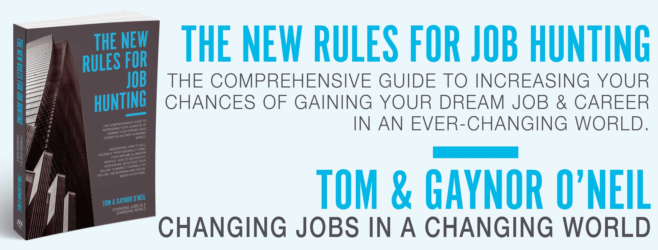The New Rules for Job Hunting