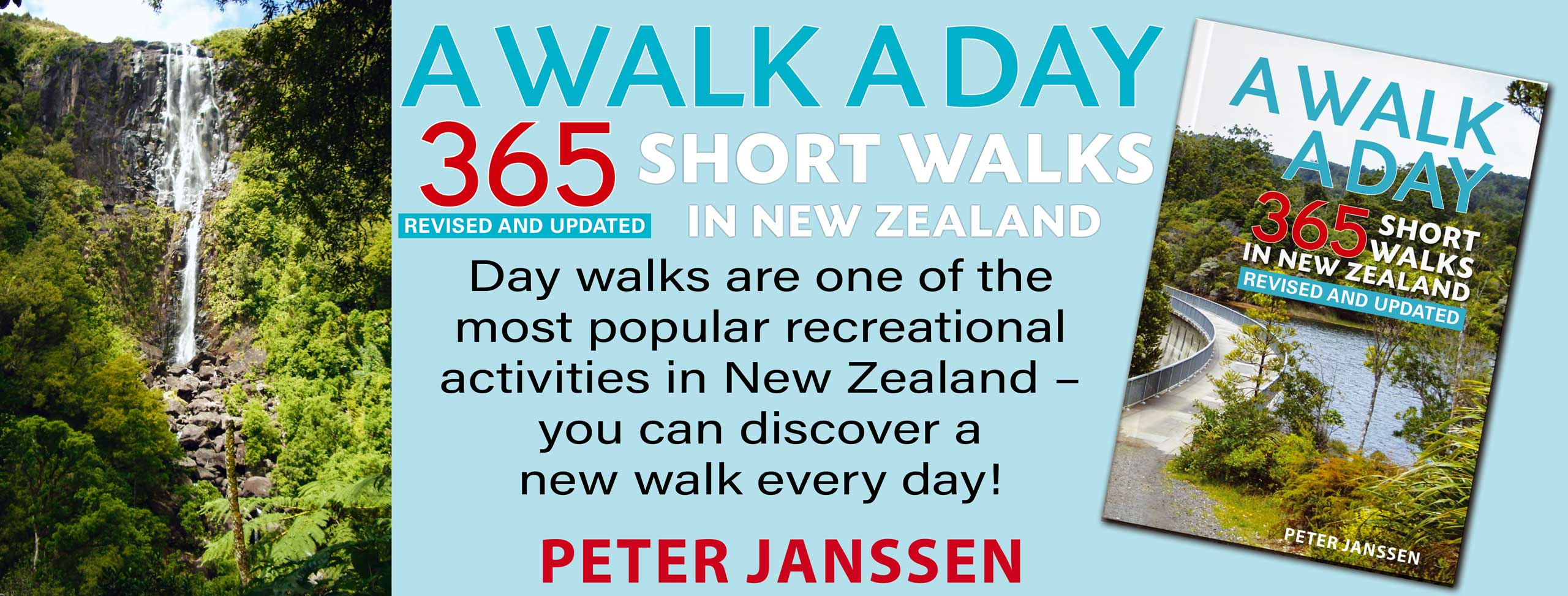 A Walk A Day (Revised and Updated)